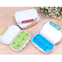Buy cheap Wholesale Medication Plastic Pill Box product