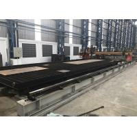 Buy cheap 3 ~ 7 Meters Rail Span C And C Plasma Cutter , Automatic Cnc Gas Cutting Machine from wholesalers