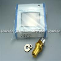 Buy cheap Portable Ultrasonic Transducer Analyzer Measuring Instrument Full Screen Touch from wholesalers