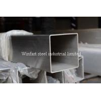 Buy cheap Decoration Welded Stainless Steel Pipe 304 316 316L Inox Square / Rectangular Tube from wholesalers