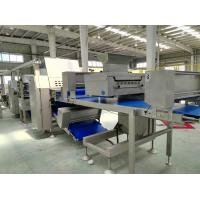 Buy cheap Flexible  Modular Structure Pastry Dough Sheeter Machine For Various Bakery Project from wholesalers