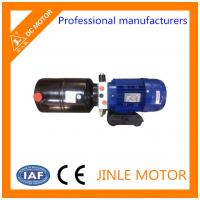 Buy cheap Jinle AC Hydraulic Power Unit For Dock Leveler With Customization Service product