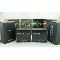 Buy cheap GoPro Accessories Packaging Paper Package Box With Anti-Scratch Matt UV Coating from wholesalers