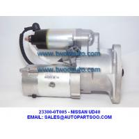 Buy cheap 23300-0T005 M002T78681 - NISSAN UD40 FD35 Starter Motor 24V 5.0KW 11T from wholesalers