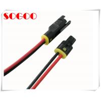 Buy cheap LED Telecom Cable Assemblies TE Connector Waterproof IP67 Wire Harness from wholesalers