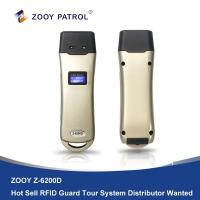 Buy cheap Z-6200D Rugged Shopping Mall Use LCD Screen RFID Guard Patrol System Welcome INDIA AFRICA DISTRIBUTOR from wholesalers