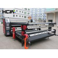Buy cheap New type automatic sublimation rotary heat press machine for garment sublimation roll heat press for sale from wholesalers
