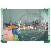 Buy cheap Human Floating Inflatable Water Walking Ball with Waterproof from wholesalers