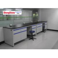 Buy cheap Chemical Laboratory Epoxy Resin Worktop , Square Edged Laminate Worktops from wholesalers
