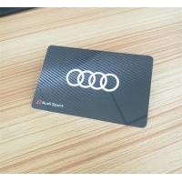 Buy cheap 13.56 MHz Nrfid Contactless Card , High Frequency Rfid Blocking Card MF 1K Memory from wholesalers