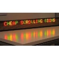 Buy cheap LED Moving Sign-Indoor 31.1 * 4.7Two Lines (MB-LYS-D16*160) from wholesalers