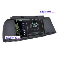 Buy cheap Automotive Radio BMW Sat Nav DVD for BMW 5 Series F10 Touch Screen Car Stereo 8  HD from wholesalers