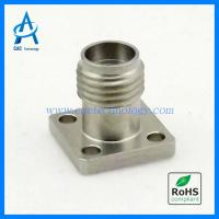 Buy cheap 4-holes 2.92mm female seal rf connector from wholesalers