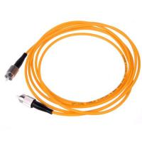 Buy cheap Fiber Optic Patch Cord FC To FC Multimode Simplex from wholesalers