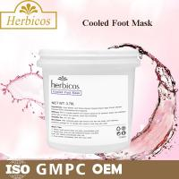 Buy cheap 4L Herbicos Menthe Essence Facial Beauty Mask Foot Care Cooled Mask product