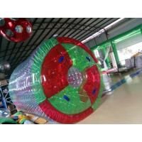Buy cheap 0.8MM PVC Outdoor Inflatable Sports Games / Inflatable Roller Ball For Summer from wholesalers