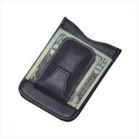 Buy cheap leather money clip from wholesalers