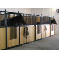 Buy cheap Fully Galvanized Horse Stall Panels For Western Riding Schools / Horse Barn from wholesalers