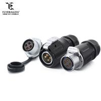 Buy cheap UAV Application IP67 Plastic Cover Male and Female Waterproof Connector from wholesalers
