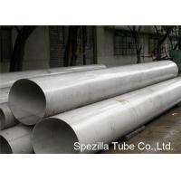 ASTM A358 Class 1 TP316L Stainless Steel Round Tubing 1.4404 SS Pipe Welding