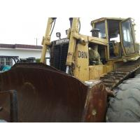 CAT D8 Used Caterpillar Bulldozer With Ripper 40 Ton / Original Painting