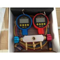 Buy cheap DIGITAL MANIFOLD WITH CHARGING HOSE FOR REFRIGERATION, CPS MANIFOL from wholesalers