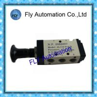 Buy cheap 4L110-013-S 4L110-014-S Push-pull Valve from wholesalers