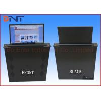 Buy cheap Motorized 15.6 Inch Touch Screen LCD Monitor Lift For Paperless Office System from wholesalers