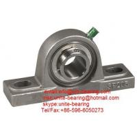 Buy cheap Stainless steel bearing SUC200series SUCP201,SUCP202,SUCP203 from wholesalers