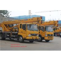 Buy cheap 5-Section U-Arm Design XCMG RT70 70 Ton 4x4l Rough Terrain Tractor Crane 450mm Ground Clearance from wholesalers