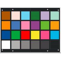 Buy cheap Reflective Type Picture Resolution Chart YE0188 Color Photography Graphic Artscolors from wholesalers
