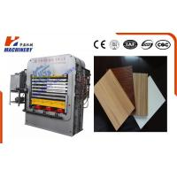 Buy cheap Automatic Door Skin Press Machine Wood Cabinet Door Making Machine from wholesalers