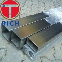 Buy cheap Super Duplex 2507 Stainless Steel Square pipe from wholesalers