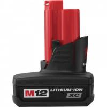Buy cheap 12V Milwaukee cordless power tool battery, Milwaukee 12V 3.0Ah from wholesalers