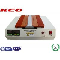 Buy cheap 353ND Heat Fiber Optic Polishing Equipment Fiber Optic Curing Oven Epoxy Glue from wholesalers