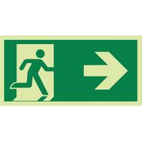 Buy cheap photoluminescent exit signs from wholesalers