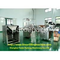 Buy cheap Electronic Cigarettes 3 In 1 Bottle Filler Machine 220v / 50hz from wholesalers