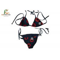 Buy cheap Fashion USA Full Dye Sublimation Two Pieces Bikini For Womens product