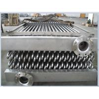 Buy cheap Water Cooling 316L Stainless Steel Cooling Coil Anti Fade ISO 9001 Approved from wholesalers