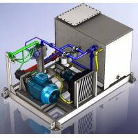 Buy cheap Professional Concentric Hydraulic Power Units With Low Noise Motor CE from wholesalers
