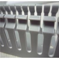 Buy cheap Plastic pvc wire duct CE from wholesalers