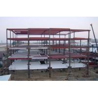 Buy cheap High-strength / Multi-functional Multi-storey Steel Building With Light Steel Structure from wholesalers