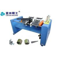 Buy cheap Pneumatic / Hydraulic Automatic Steel Pipe Chamfering Machine from wholesalers