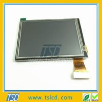 Buy cheap 3.5'' inch QVGA 240x320 TFT lcd sunlight readable LCD module with resistive touch screen from wholesalers