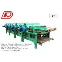 Buy cheap GM250 six cylinder textile waste recycling machine from wholesalers
