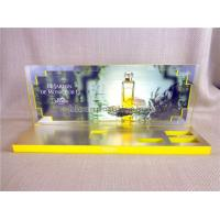Buy cheap Visual Merchandising Acrylic Perfume Display Stand Countertop For Cosmetics Shop from wholesalers