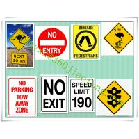 Buy cheap road sign,road warning sign,reflective road sign,Australia safety sign from wholesalers