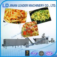 Buy cheap Low consumption Macaroni making machine Processing equipment from wholesalers