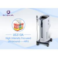 China Popular Hifu Machine Fast Wrinkle Removal Face Lift Double Chin Removal Body Shaping Machine on sale