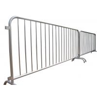 Buy cheap Hot Dipped Galvanized Crowd Control Barriers For Sale ,Availalbe any Size Customized from wholesalers